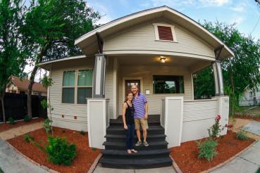 Davis and Kara Buy a House_by_Nan Palmero