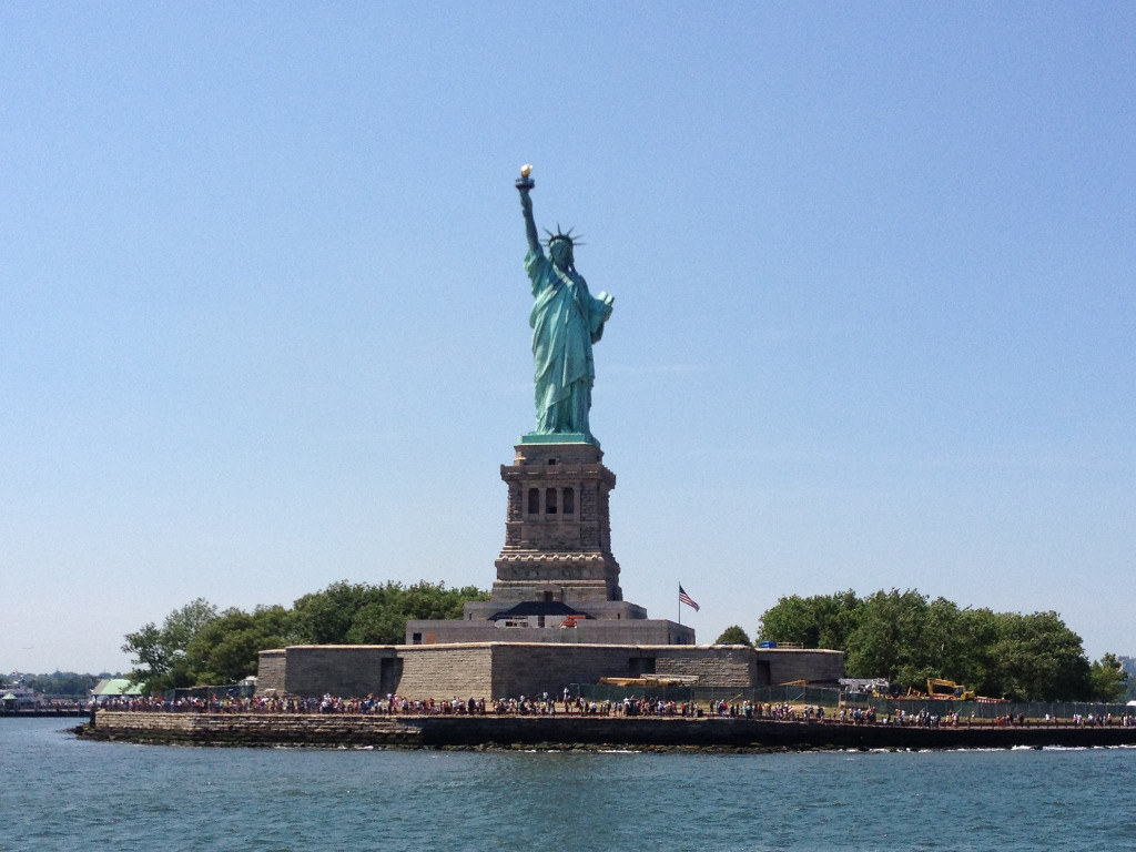 Statue of Liberty_by_Sue Waters