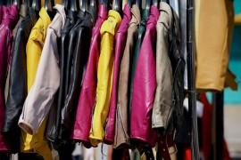 Jackets Clothes Retail Vintage Fashion Clothing