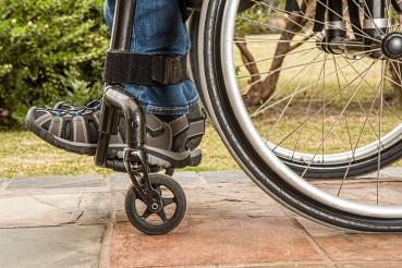 Disability Paraplegic Injured Wheelchair Disabled