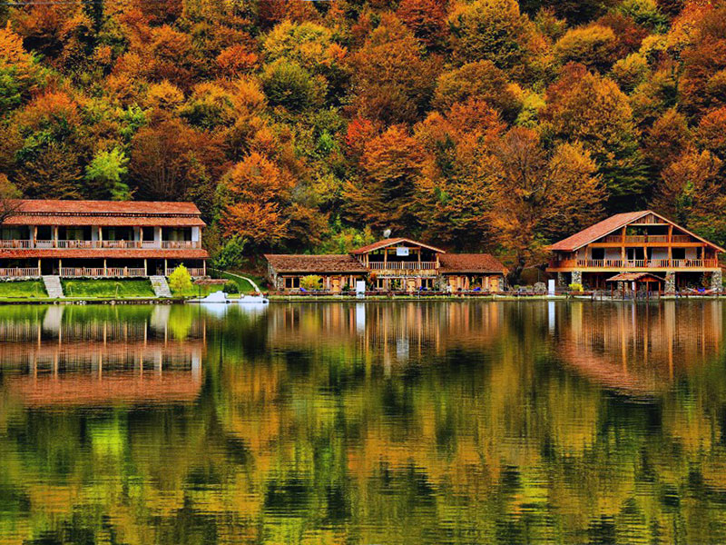 lopota-lake