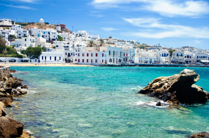 Beautiful Cyclades! More Images: