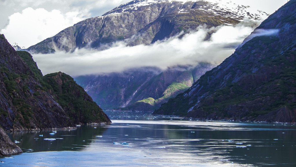 Tracy Arm Fjord Entry - Alaska_by_Ian D. Keating